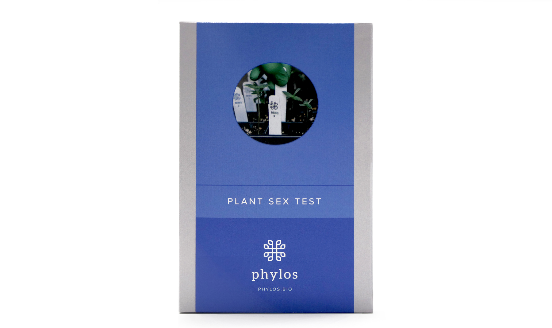 Plant Sex Test kit packaging