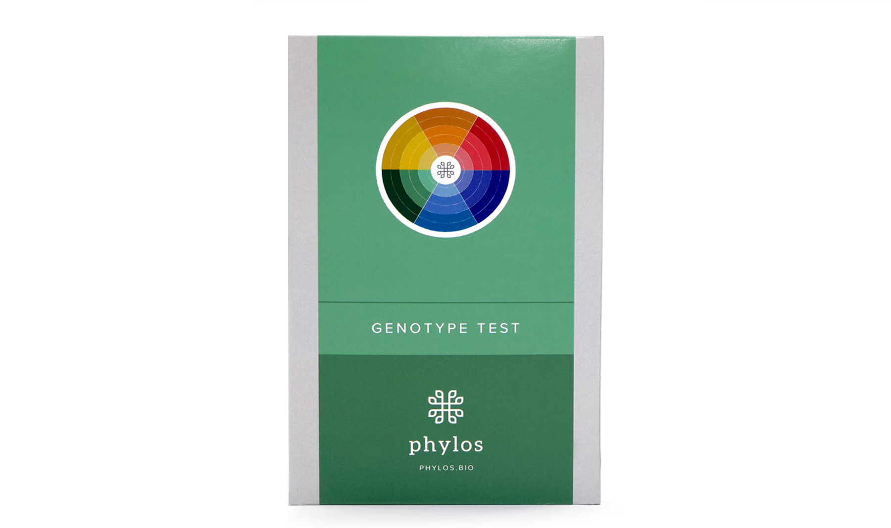 Genotype Test kit packaging